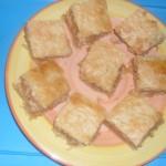 Prăjitură sau plăcintă cu mere