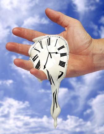 Timpul si viata