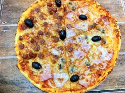 pizza acasa