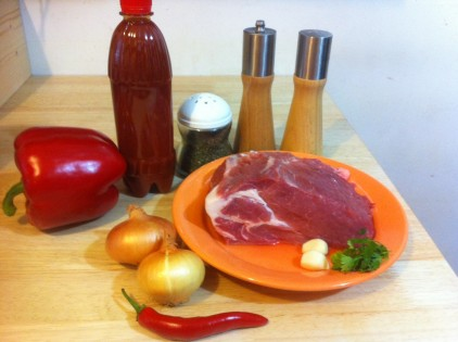 ingrediente tocanita de porc